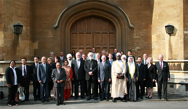 Religions For Peace Trustees at Lambeth Palace