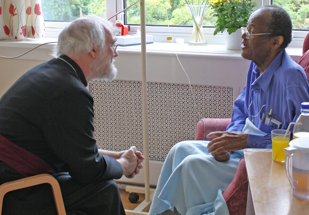 Visit to St Christopher's Hospice