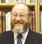 Rabbi Ephraim Mirvis. Photo:Kinloss
