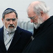 Chief Rabbi Lord Sacks and Archbishop Rowan