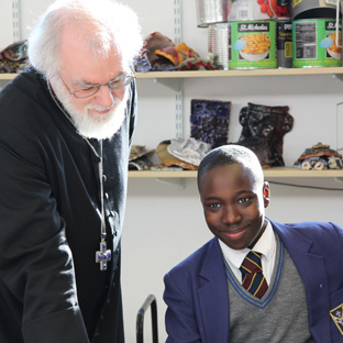 Archbishop Tenison School