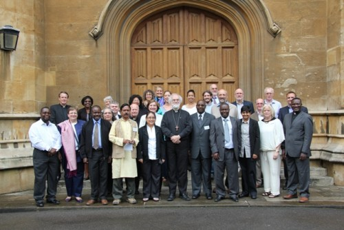 Anglican Alliance steering group