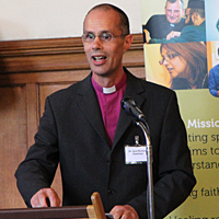 Bishop Richard Cheetham