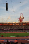 At the Stadium, London 2012 Paralympic Games
