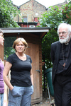 The Archbishop Visits Vauxhall City Farm 07 July 2010