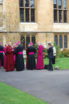 Bishops from the Church of England and Roman Catholic Church gather at Lambeth Palace for the Pope's visit© Nicola Green