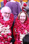 The Archbishop and Jane in Pakistan, 2005