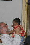 The Archbishop at the Mother Theresa Children's Home India 2010