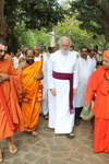 The Archbishop in India October 2010
