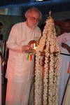 Th Archbishop in India October 2010